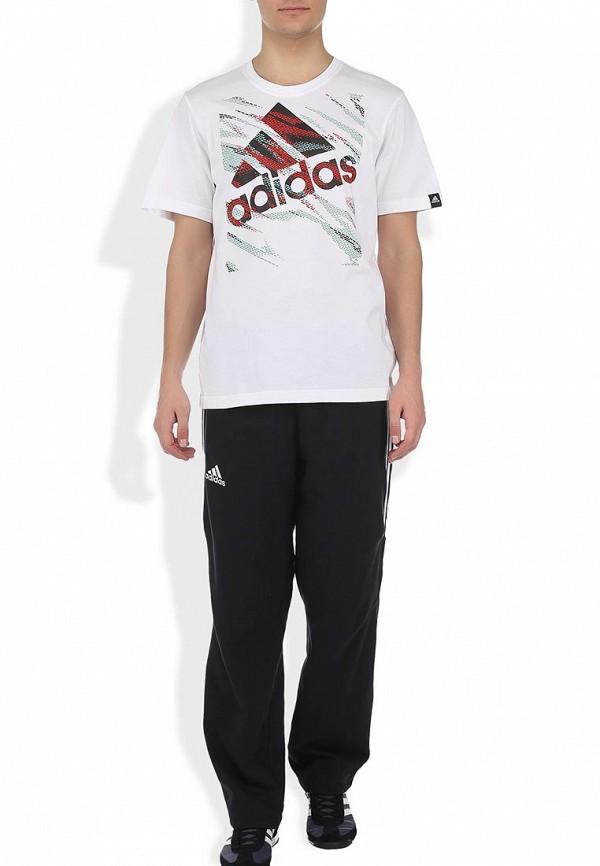 Спортивная футболка Adidas Performance (Адидас Перфоманс) G72495: изображение 4