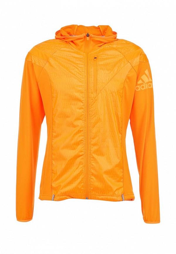 Джинсовая куртка Adidas Performance (Адидас Перфоманс) D86006: изображение 2