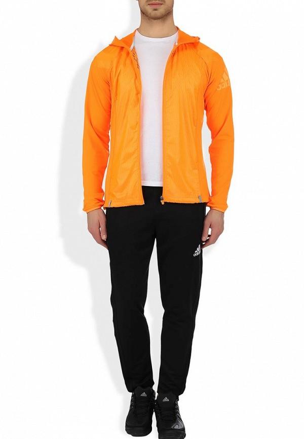 Джинсовая куртка Adidas Performance (Адидас Перфоманс) D86006: изображение 8