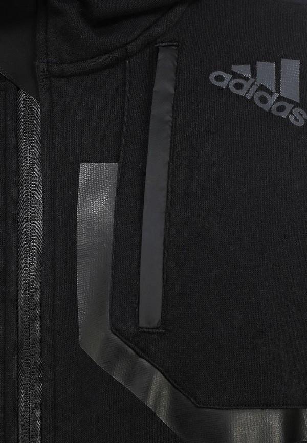 Толстовка Adidas Performance (Адидас Перфоманс) F48812: изображение 3