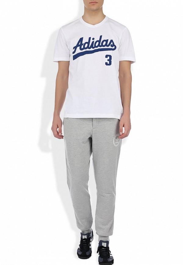 Мужские спортивные брюки Adidas Originals (Адидас Ориджиналс) X32494: изображение 8
