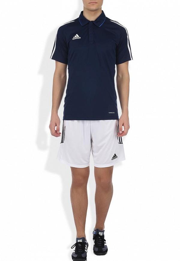 Спортивная футболка Adidas Performance (Адидас Перфоманс) X13112: изображение 4