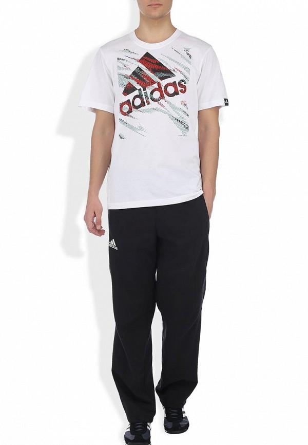 Мужские спортивные брюки Adidas Performance (Адидас Перфоманс) X12911: изображение 4