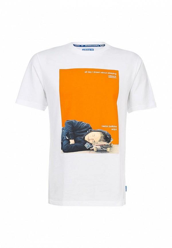 Спортивная футболка Adidas Performance (Адидас Перфоманс) Z33741: изображение 1