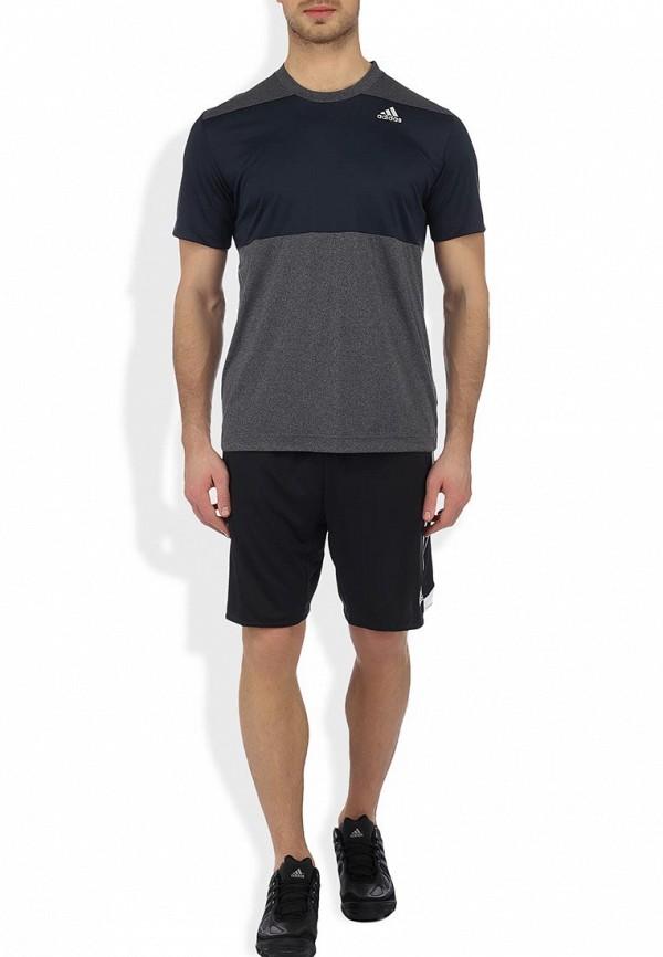 Мужские спортивные шорты Adidas Performance (Адидас Перфоманс) Z20290: изображение 4