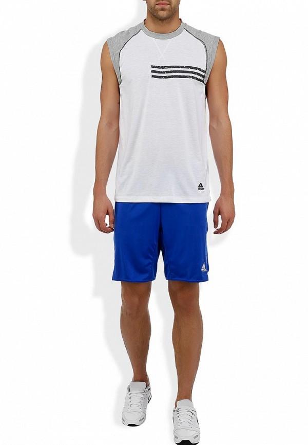 Мужские шорты Adidas Performance (Адидас Перфоманс) Z20291: изображение 4
