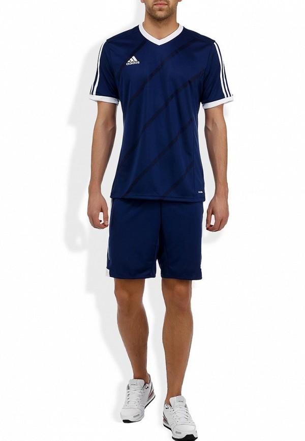 Мужские спортивные шорты Adidas Performance (Адидас Перфоманс) Z20292: изображение 4