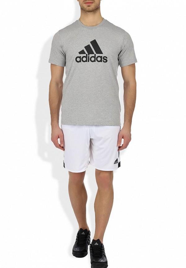 Мужские спортивные шорты Adidas Performance (Адидас Перфоманс) Z20295: изображение 4