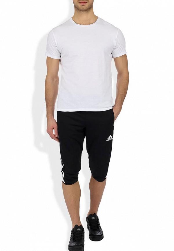 Мужские спортивные шорты Adidas Performance (Адидас Перфоманс) W55885: изображение 4