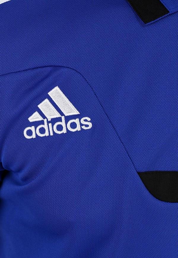 Мужские поло Adidas Performance (Адидас Перфоманс) Z19969: изображение 3