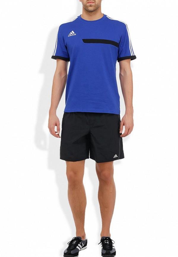 Спортивная футболка Adidas Performance (Адидас Перфоманс) Z19963: изображение 4
