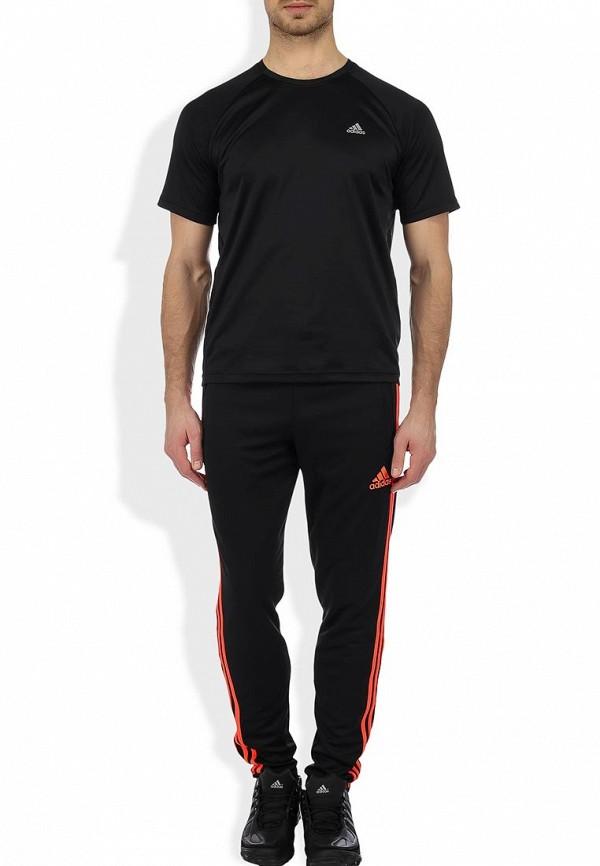 Мужские спортивные брюки Adidas Performance (Адидас Перфоманс) D83747: изображение 7