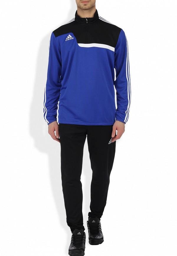 Олимпийка Adidas Performance (Адидас Перфоманс) Z21122: изображение 4