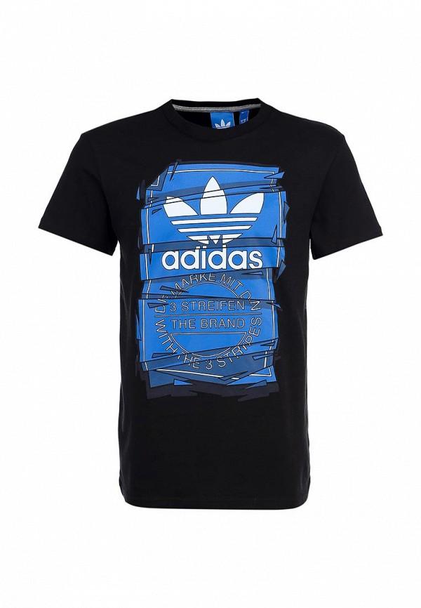 Спортивная футболка Adidas Originals (Адидас Ориджиналс) Z36499: изображение 2