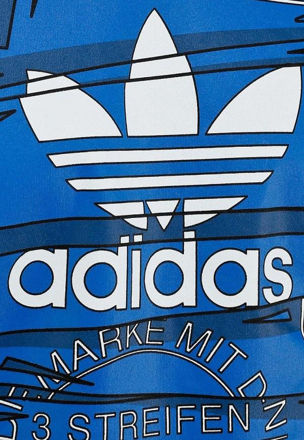 Спортивная футболка Adidas Originals (Адидас Ориджиналс) Z36499: изображение 5