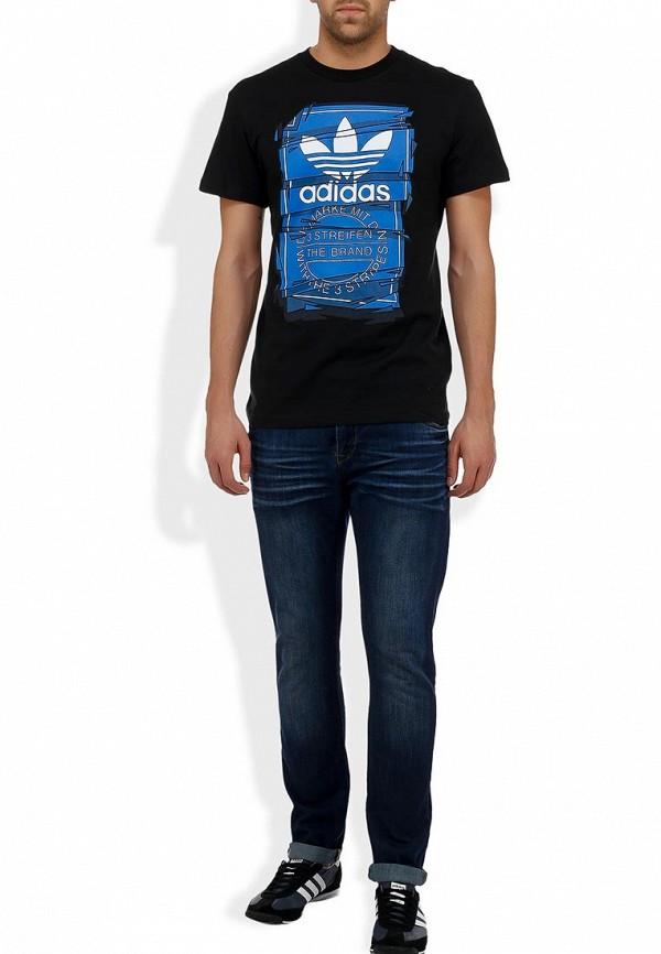 Спортивная футболка Adidas Originals (Адидас Ориджиналс) Z36499: изображение 7