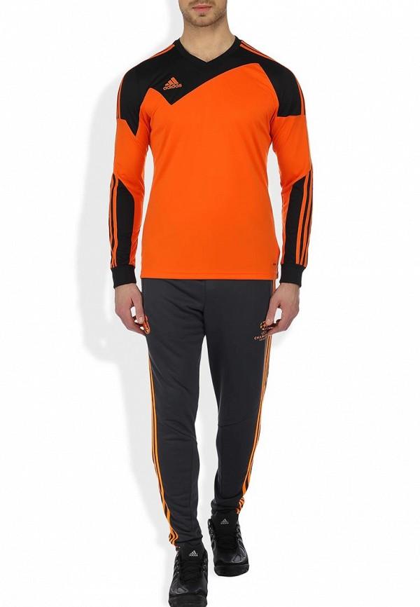 Спортивная футболка Adidas Performance (Адидас Перфоманс) Z20277: изображение 4