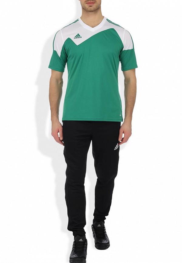 Спортивная футболка Adidas Performance (Адидас Перфоманс) Z20264: изображение 4