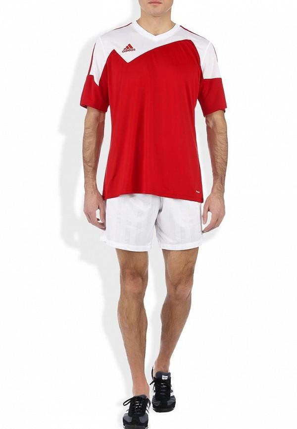 Спортивная футболка Adidas Performance (Адидас Перфоманс) Z20262: изображение 4