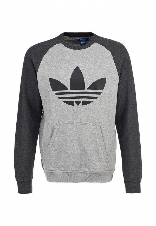 Толстовка Adidas Originals (Адидас Ориджиналс) G86545: изображение 1