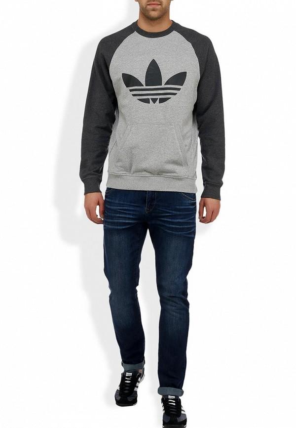 Толстовка Adidas Originals (Адидас Ориджиналс) G86545: изображение 4