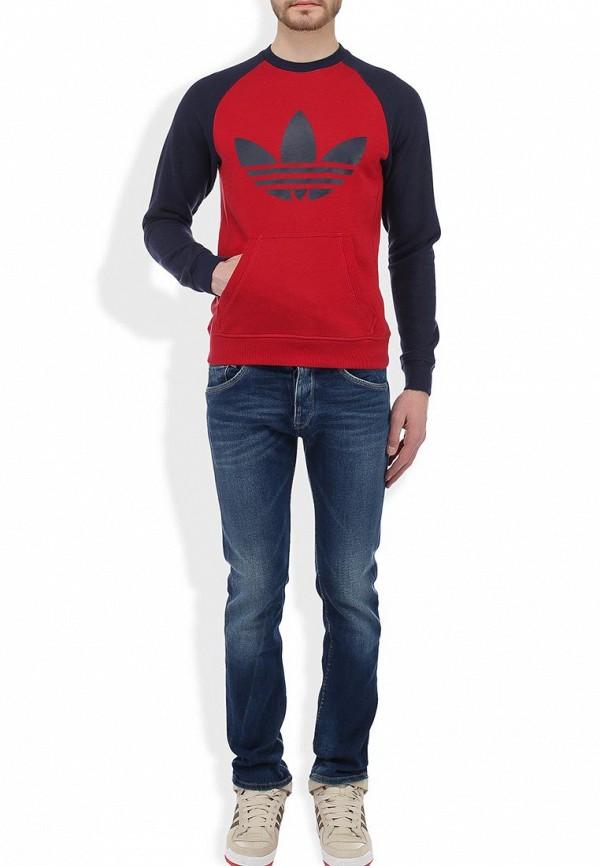 Толстовка Adidas Originals (Адидас Ориджиналс) G86548: изображение 4