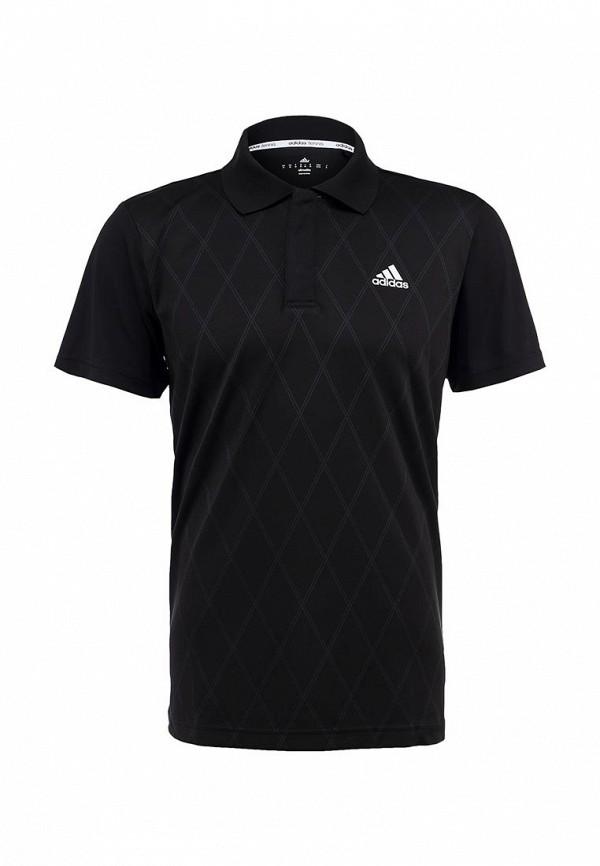 Мужские поло Adidas Performance (Адидас Перфоманс) G78228: изображение 1