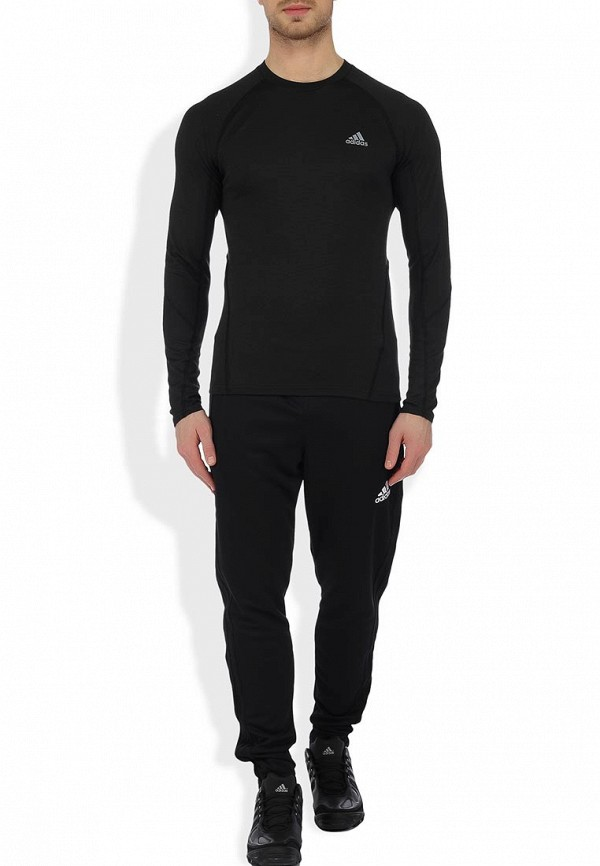 Футболка с длинным рукавом Adidas Performance (Адидас Перфоманс) G88385: изображение 7