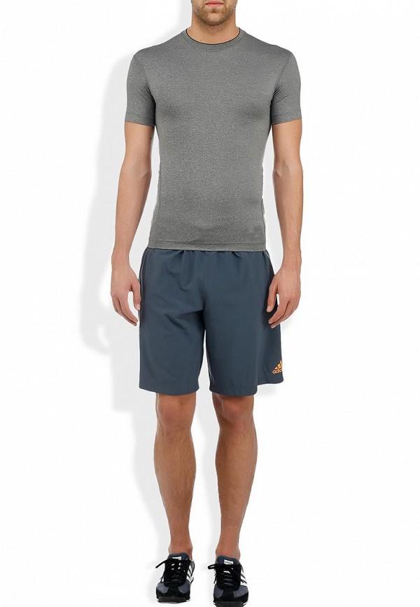 Мужские спортивные шорты Adidas Performance (Адидас Перфоманс) F82936: изображение 7