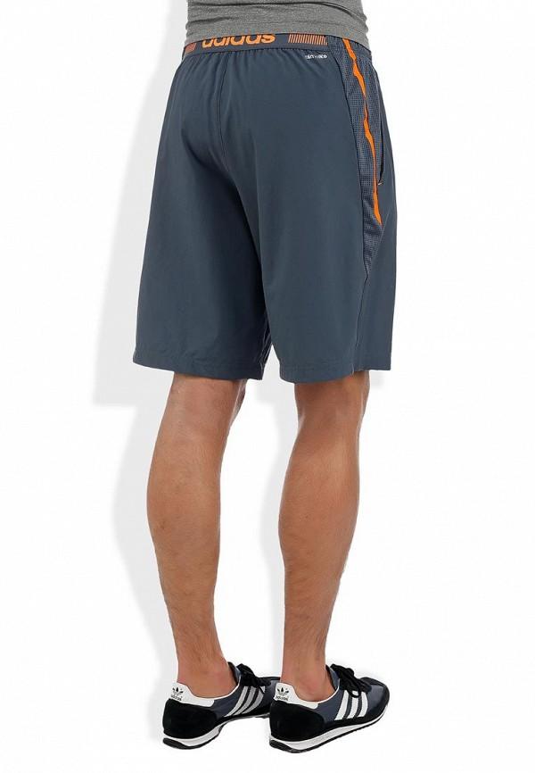 Мужские спортивные шорты Adidas Performance (Адидас Перфоманс) F82936: изображение 9