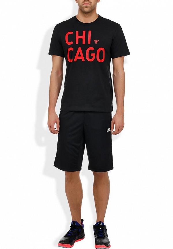 Спортивная футболка Adidas Performance (Адидас Перфоманс) G74421: изображение 4