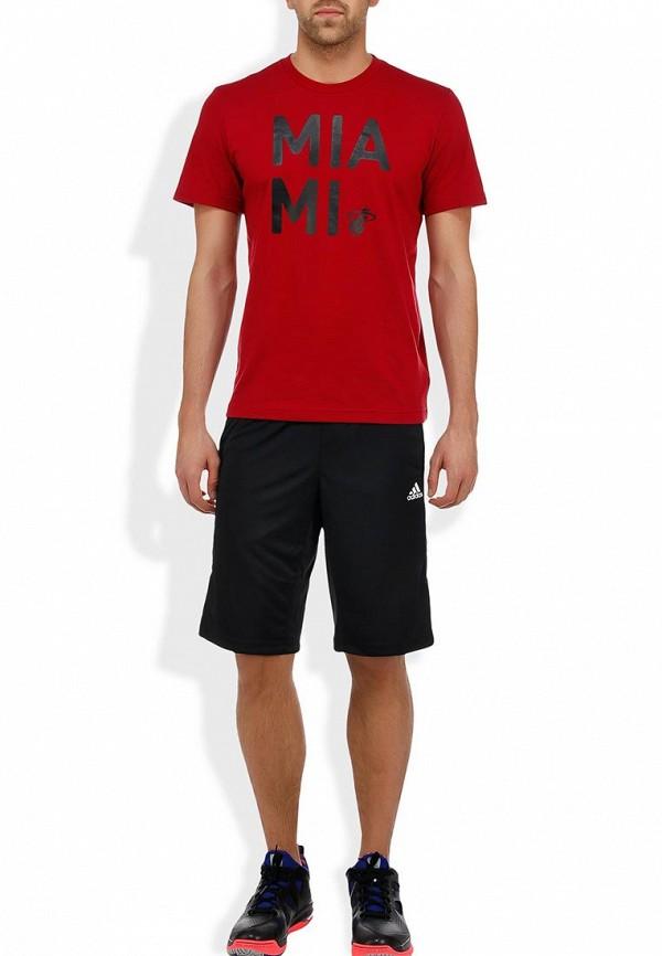 Спортивная футболка Adidas Performance (Адидас Перфоманс) G74423: изображение 4