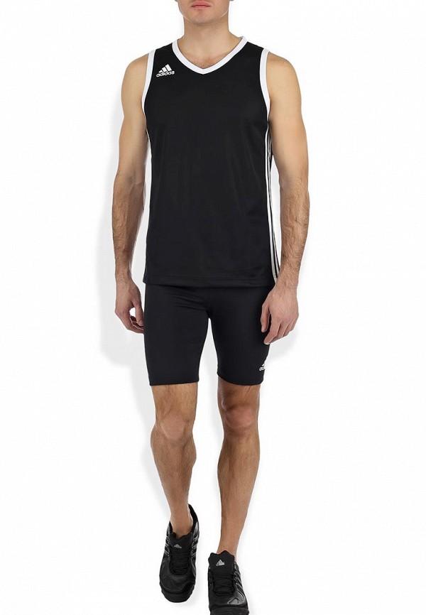 Мужские спортивные шорты Adidas Performance (Адидас Перфоманс) 557875: изображение 4