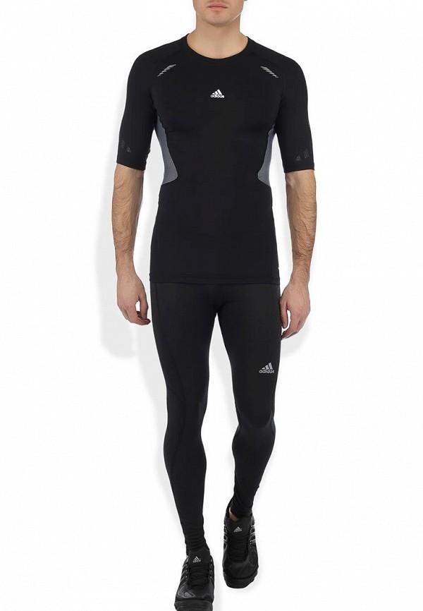Мужские спортивные брюки Adidas Performance (Адидас Перфоманс) G88399: изображение 3