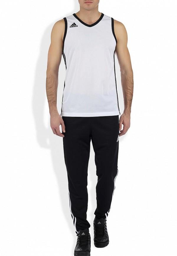 Мужские спортивные брюки Adidas Performance (Адидас Перфоманс) W55843: изображение 7