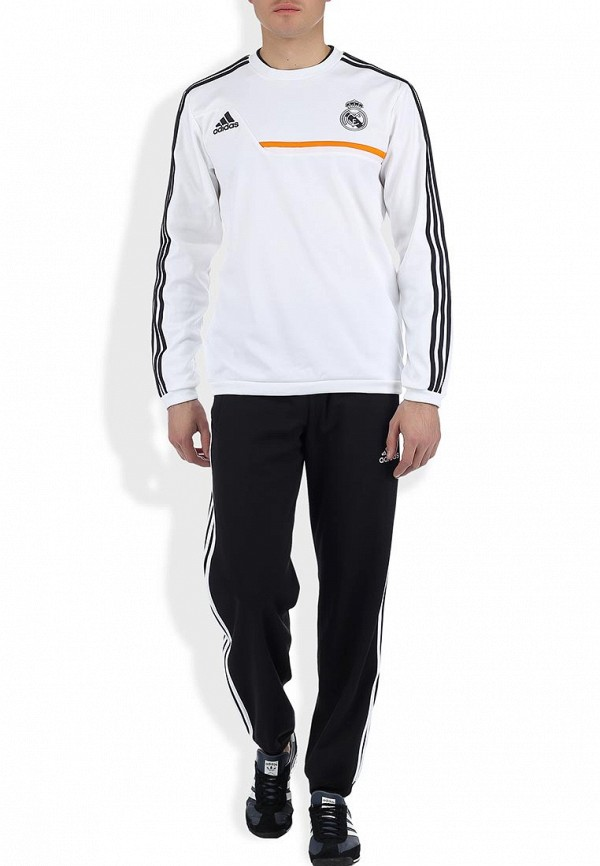 Мужские спортивные брюки Adidas Performance (Адидас Перфоманс) W55929: изображение 4