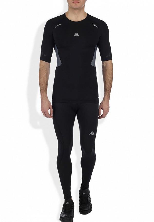Спортивная футболка Adidas Performance (Адидас Перфоманс) W58876: изображение 4