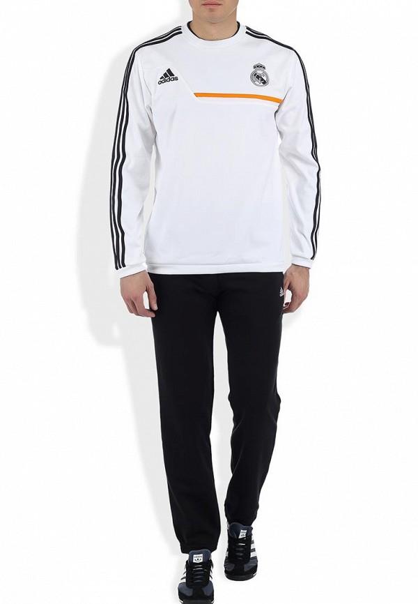 Мужские спортивные брюки Adidas Performance (Адидас Перфоманс) W62770: изображение 4