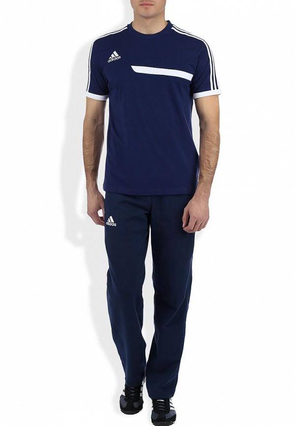 Мужские спортивные брюки Adidas Performance (Адидас Перфоманс) X12913: изображение 4