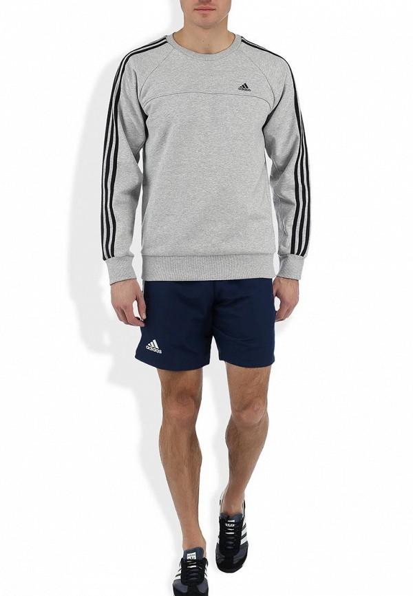 Мужские спортивные шорты Adidas Performance (Адидас Перфоманс) X12932: изображение 4
