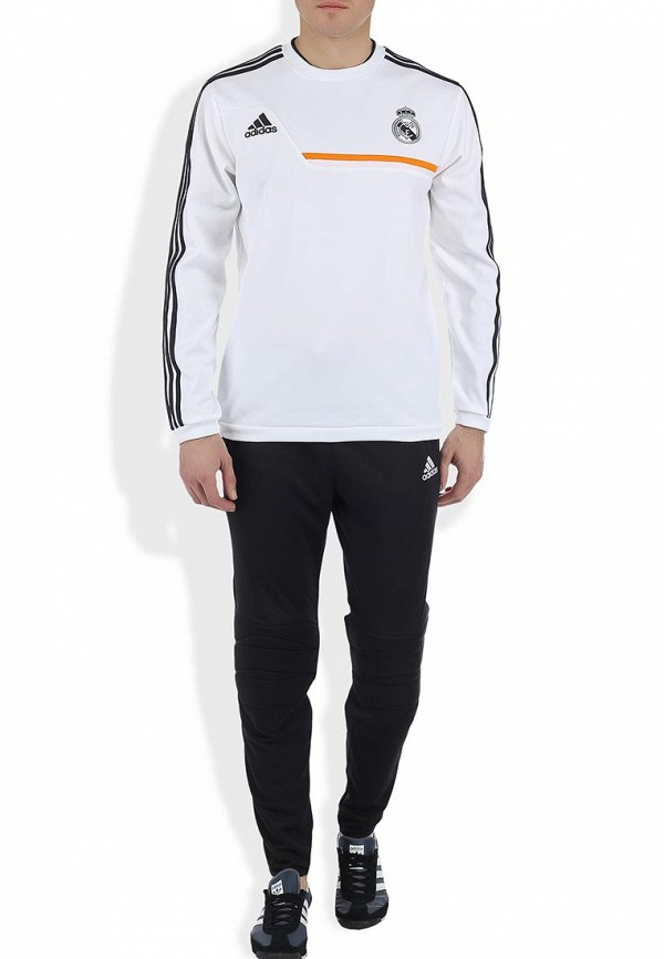 Мужские спортивные брюки Adidas Performance (Адидас Перфоманс) Z11474: изображение 8