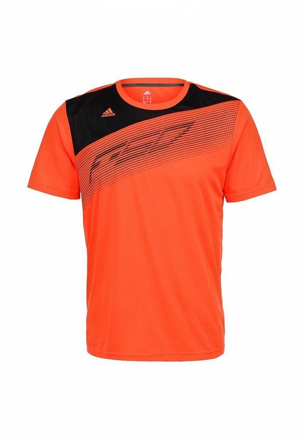 Спортивная футболка Adidas Performance (Адидас Перфоманс) G73967: изображение 2
