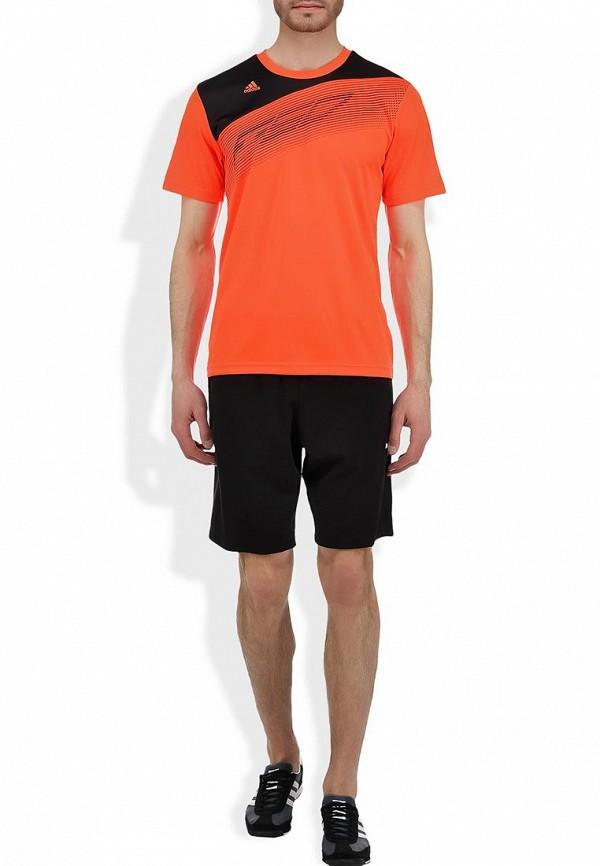 Спортивная футболка Adidas Performance (Адидас Перфоманс) G73967: изображение 6