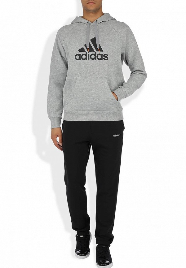 Мужские худи Adidas Performance (Адидас Перфоманс) X13264: изображение 6