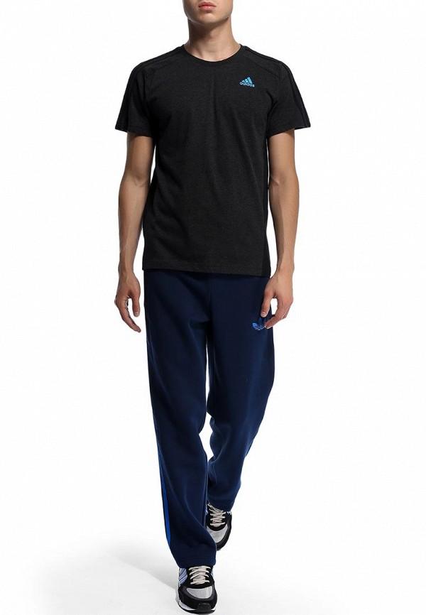 Спортивная футболка Adidas Performance (Адидас Перфоманс) M67358: изображение 6