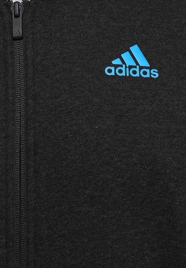 Толстовка Adidas Performance (Адидас Перфоманс) M67360: изображение 5