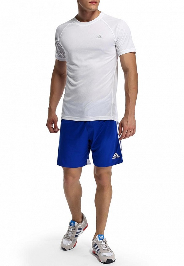 Мужские спортивные шорты Adidas Performance (Адидас Перфоманс) F50567: изображение 7