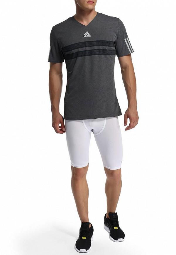 Мужские спортивные шорты Adidas Performance (Адидас Перфоманс) D81311: изображение 6