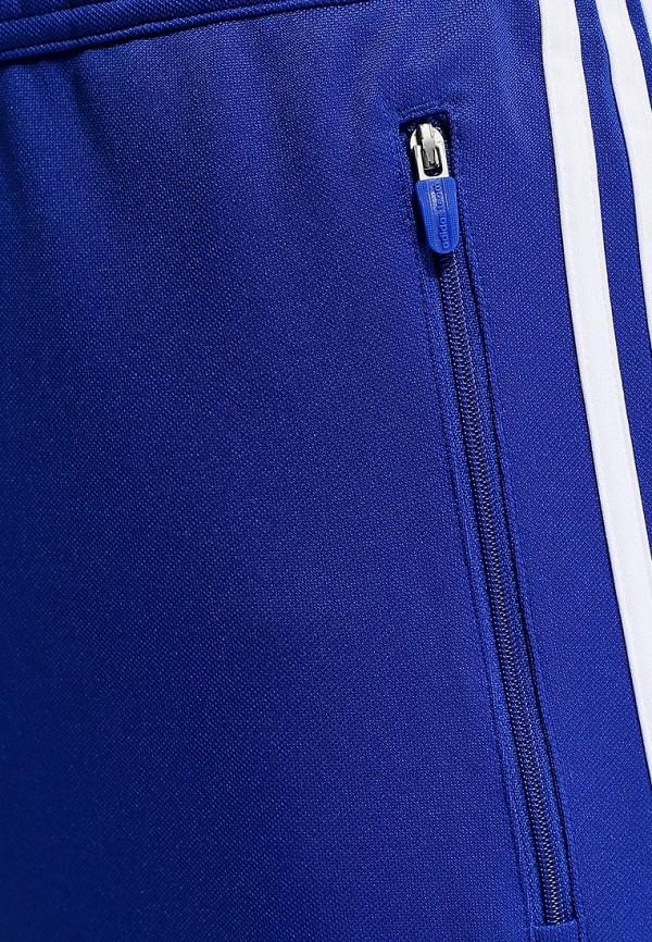 Мужские спортивные брюки Adidas Performance (Адидас Перфоманс) G91001: изображение 4