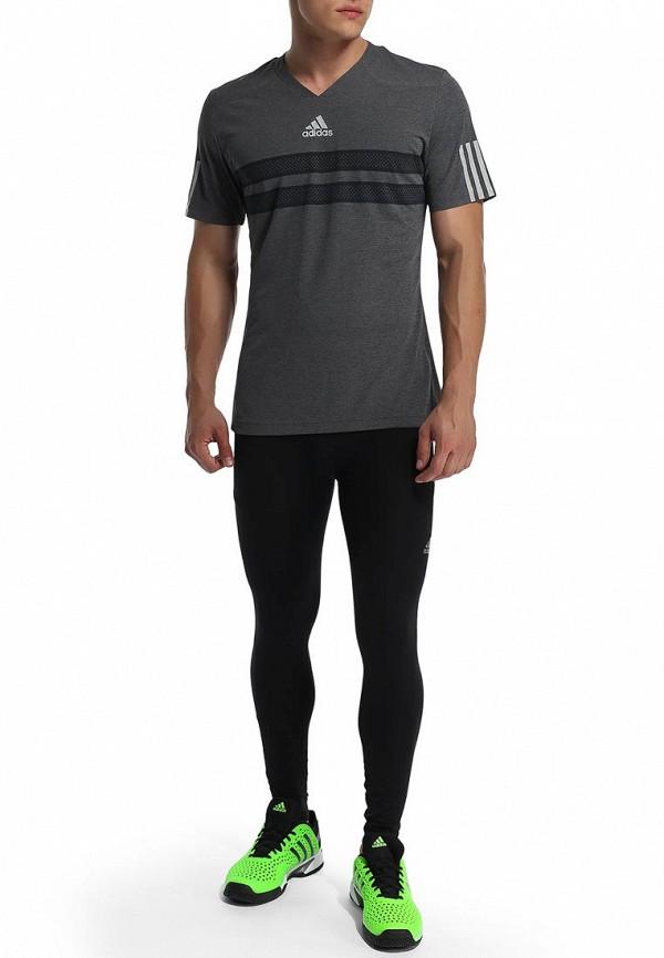 Мужские спортивные брюки Adidas Performance (Адидас Перфоманс) D82122: изображение 7